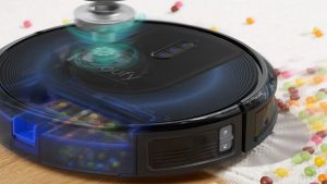 Save on the brand's new G30 series robot vacuum