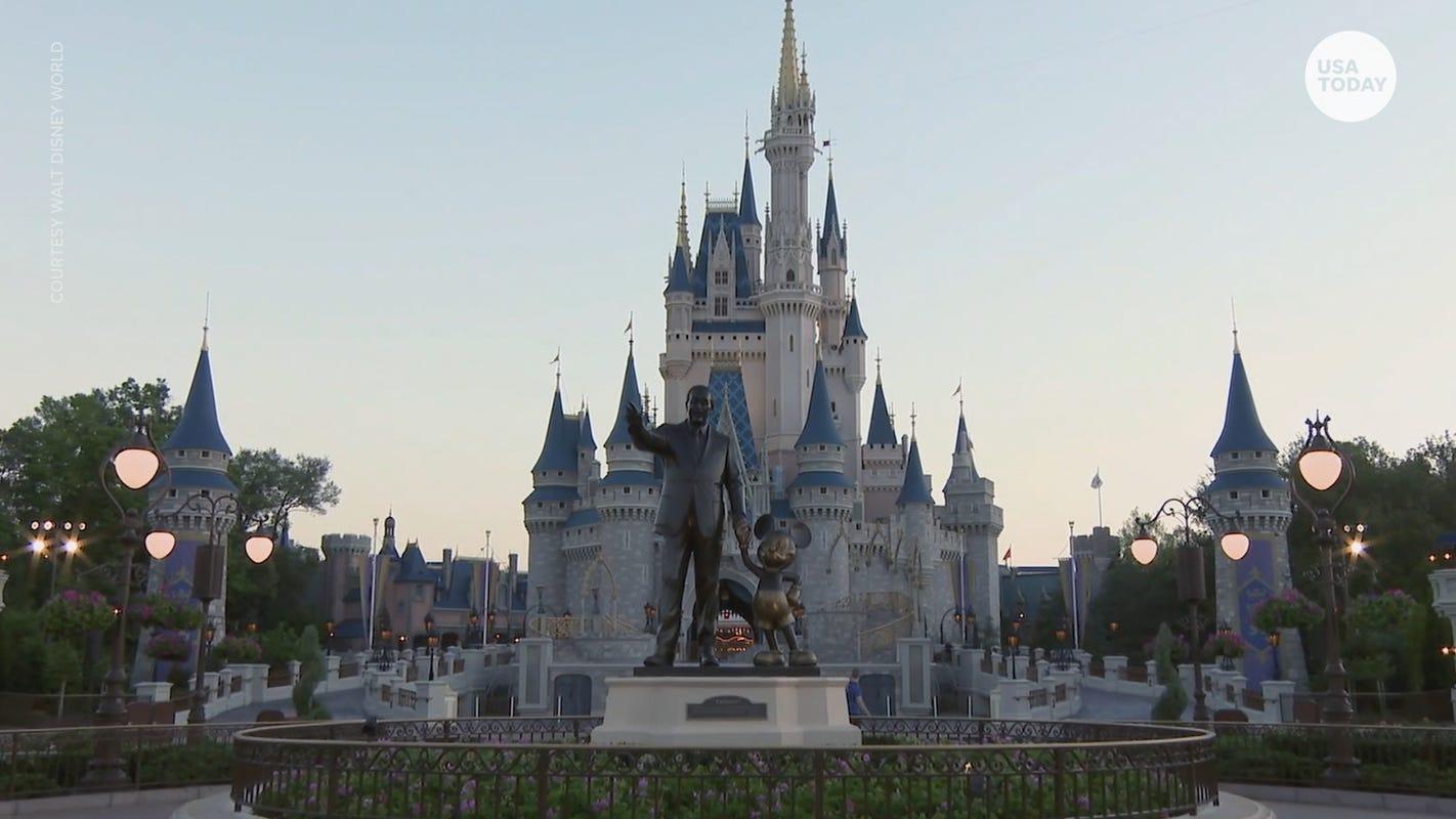 Theme park cancels events due to pandemic