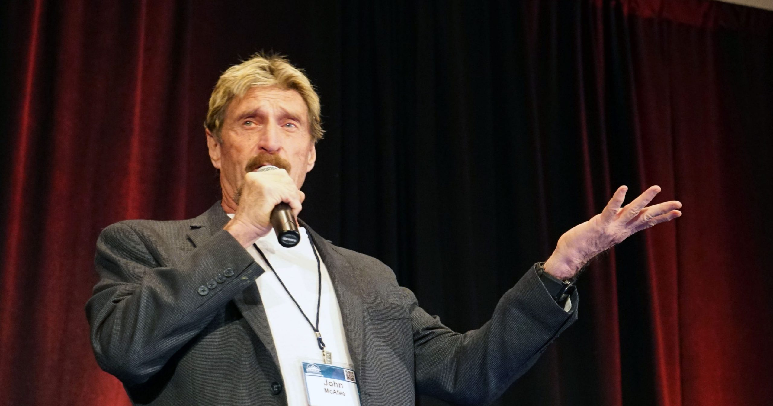 McAfee founder found dead after Spanish court approves extradition